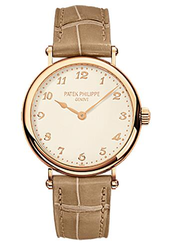 Patek Philippe Calatrava Rose Gold 7200R-001 Ladies watch for sale